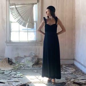 ⭐️ CHANEL BLACK LABEL 🖤 vintage 60's gown